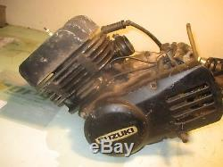 Suzuki TS 185 Engine COMPLETE
