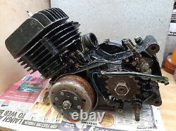 Suzuki TS 250 ER Engine in Good Condition