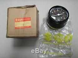 Suzuki TS 50 125 250 TS50 TS125 TS250 speedo speedometer 34101-46610 genuine