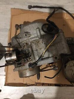 Suzuki TS 50 Engine Used Condition Need Piston And Ring And Will Run