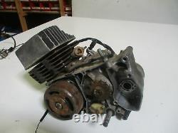 Suzuki TS 50 XK / ER Bj. 79 Motor mit Lichtmaschine und Kupplung engine