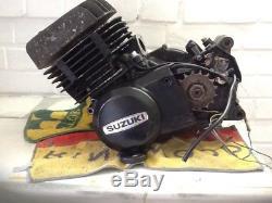 Suzuki TS/ER 250 Engine