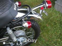 Suzuki TS TC 90 125 185 250 NOS