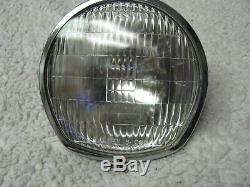 Suzuki TS TC Headlight 1969 1970 1971 Oem 6-1088