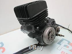 Suzuki TS100 1984 Engine