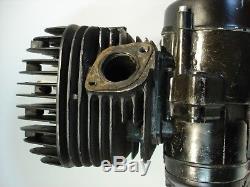 Suzuki TS100 Complete Ruinning Engine