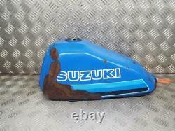 Suzuki TS100 ER 1980-1981 80-81 Petrol Gas Fuel Tank