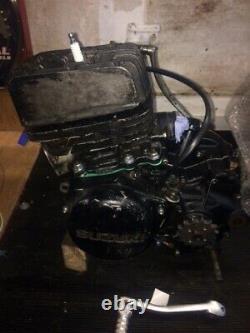 Suzuki TS100 TS 100 Complete rebuilt Engine