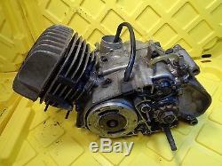 Suzuki TS100 TS 100 Used Original Engine 1974