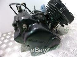 Suzuki TS100 TS100ER Complete Engine