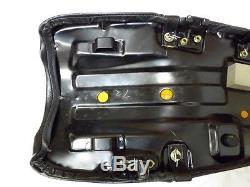 Suzuki TS100 TS125 Seat Assy NOS TS125E TS125ER TS100ER SEAT 45100-45860-48F