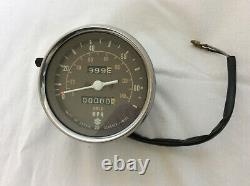 Suzuki TS125 1978 Speedo New NOS 34101-48010