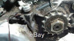 Suzuki TS125 Engine