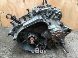 Suzuki TS125 TS 125R Engine Bottom End and Barrel