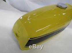 Suzuki TS125 TS185 Show quality fuel tank 1971 TS185R TS125R