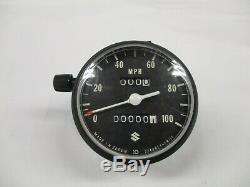 Suzuki TS125 TS185 nos Speedometer 1971