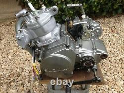 Suzuki TS125R Engine