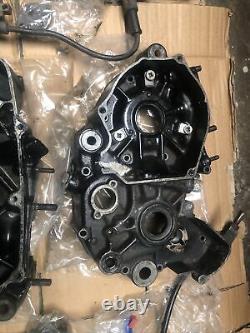 Suzuki TS125x Engine + Exhaust