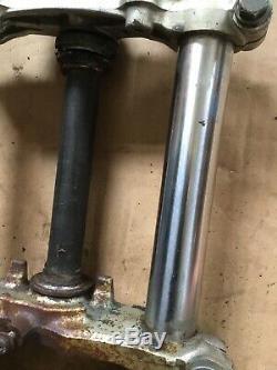 Suzuki TS185 ER TS 185 ER Forks & Yokes 33mm 1982 ER Model