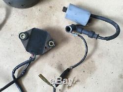 Suzuki TS185 ER TS 185 Engine Generator Stator Windings & Flywheel Coil & Cdi
