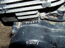 Suzuki TS185 Engine-1977- TS185B- 77,78,79,80,81
