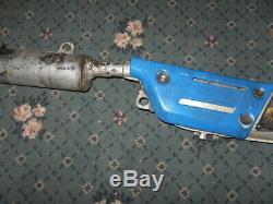 Suzuki TS185 Model C Exhaust Complete Good Cond. Rare Find Spares Repair CO7