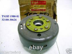 Suzuki TS185 TS250 Magneto Rotor 1977-79 NOS TS Fly Wheel Gen Stator 32100-30626