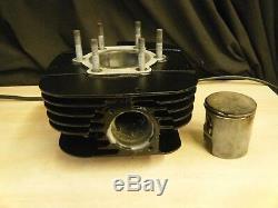 Suzuki TS185ER Standard Size Barrel&Piston