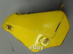 Suzuki TS200 TS 200 Fuel Petrol Gas Tank 1991 91 Good condition
