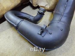 Suzuki TS200 TS200R Exhaust Pipe Header 1991-1993 NOS Muffler JOINT 14310-08D03