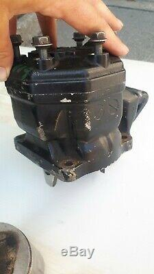 Suzuki TS200R ts 200r tsr ARCTIC CAT cylinder, piston head, Conrod, barrell