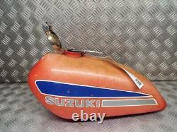 Suzuki TS250 1973-On 73-On Petrol Gas Fuel Tank