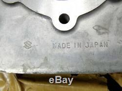 Suzuki TS250 Cylinder Head 1977-79 NOS TS250B TS250B TS250C Top HEAD 11111-30501