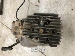 Suzuki TS250 Motor Complete AHRMA, AMA TS