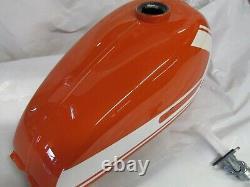 Suzuki TS250 Show quality FUEL TANK 1972 TS250J