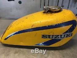 Suzuki TS250 TS400 1975 Fuel Petrol Gas Tank VMX