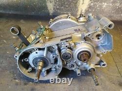 Suzuki TS250 engine bottom end