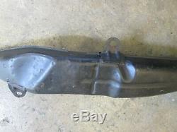Suzuki TS250 exhaust pipe TS250K TS250L TS250M etc