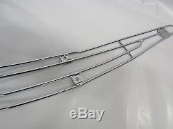 Suzuki TS250 show quality exhaust heat shield cover 1969-1972 14780-16400