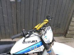 Suzuki TS250ER 1981 X Reg. Runs and Rides Project Spares Repair Hpi Checked C07