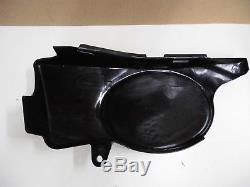 Suzuki TS50 ERK Seiten-Deckel -abdeckung Verkleidung side-cover panel fairing R