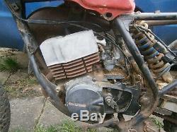 Suzuki TS50 Engine & Parts