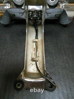 Suzuki TS50 TS125 TS250 TS400 Tail Light Tag Bracket Original NICE