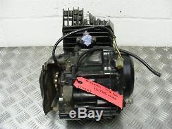Suzuki TS50 TS50ER TS50X ERKX 1998 Complete Engine Motor 12,765 Miles #160