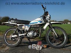 Suzuki TS50 TS80 ER XK original Schwinge swing-arm ggf. TS ER RM 50 80 100 125