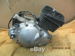 Suzuki TS50 engine