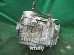 Suzuki TS50 engine with 50mm cylinder