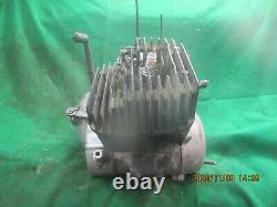 Suzuki TS50ER engine with carb
