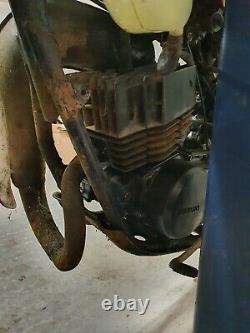 Suzuki TS50X SA11C Project Restoration Spares Repairs 2 Stroke field bike