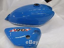 Suzuki TS90 TC90 show quality tank and side cover 1970-71
